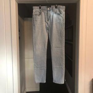 Gap skinny jeans 34x34